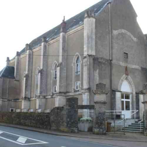 Église Saint-Jean-Bosco - Champlemy ©Commune de Champlemy