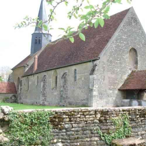 Église Saint-Maurice - Champlemy ©Commune de Champlemy