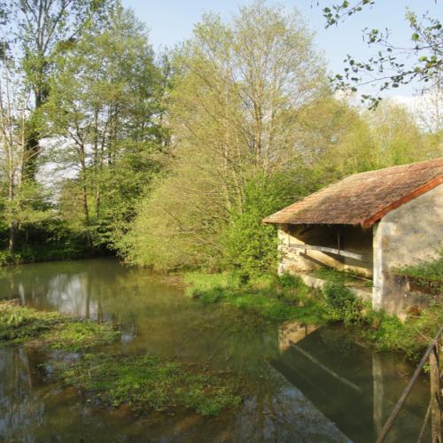 Ancien Lavoir Dompierre-sur-Nièvre ©CCLB