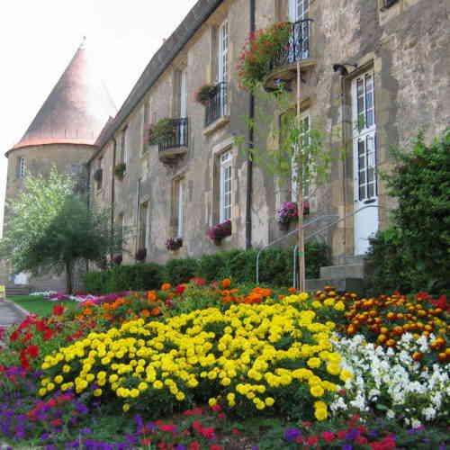 Château Prémery ©CCLB