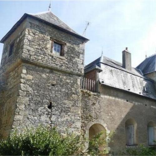 Château de Frasnay ©Commune de Saint-Aubin-les-Forges