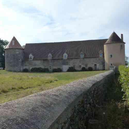 Château de Moussy ©Commune de Moussy