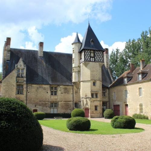 Château de Villemant ©Commune de Guérigny