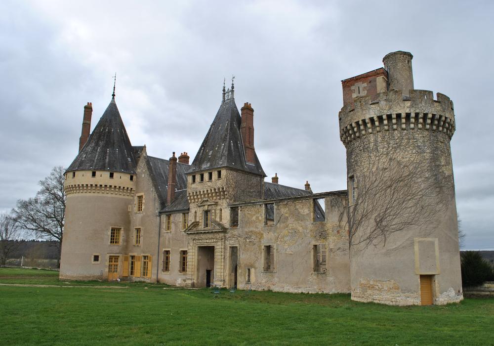 Château des Bordes ©OTLesBertranges
