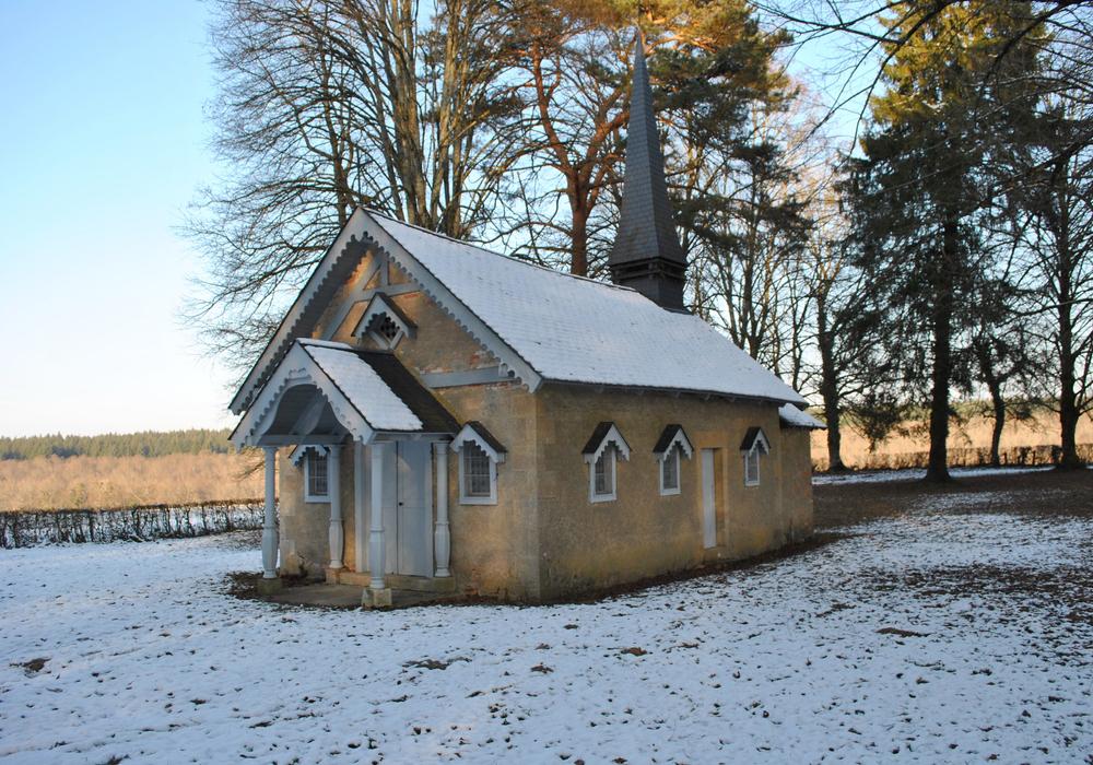 Chapelle Notre-Dame du Charme 1 ©OTLesBertranges