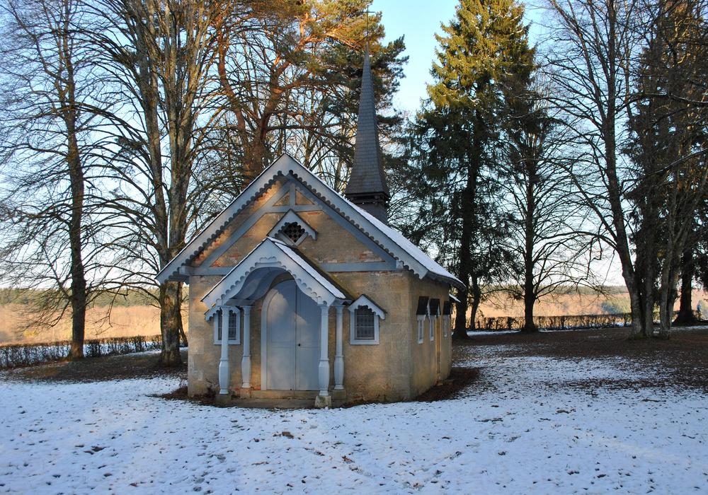 Chapelle Notre-Dame du Charme 2 ©OTLesBertranges