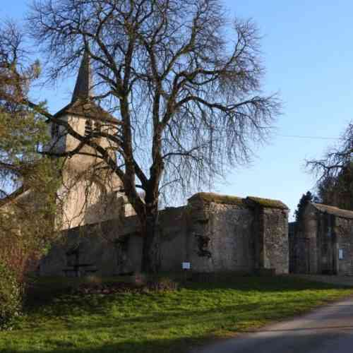 Eglise Champvoux 2 ©Pays Charitois