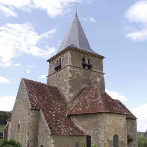 Eglise Giry ©CCLB