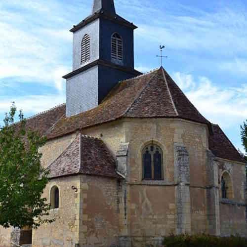 Eglise Saint-Martin-d'Heuille ©CVB