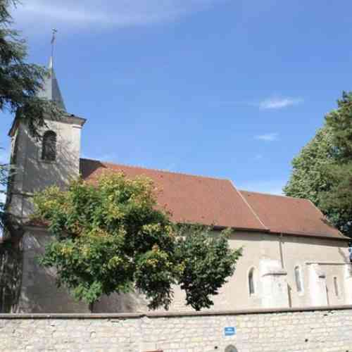 Eglise Saint-Martin de La Marche ©Monnier-Couedor