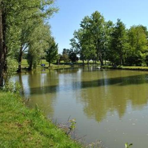 Etang de Sourdes - Varennes-les-Narcy ©ADT58