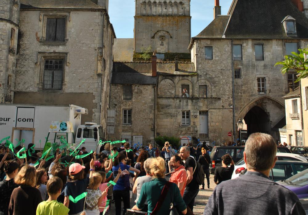 Festival du Mot La Charité-sur-Loire ©OTLesBertranges