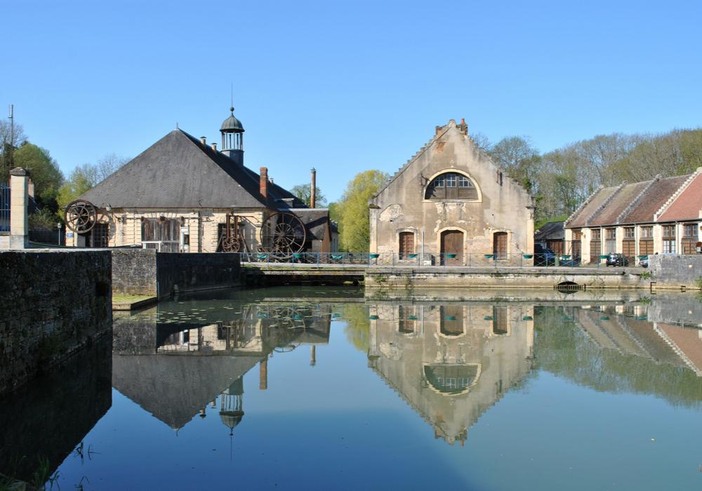 Guérigny, Cité des Forges Royales