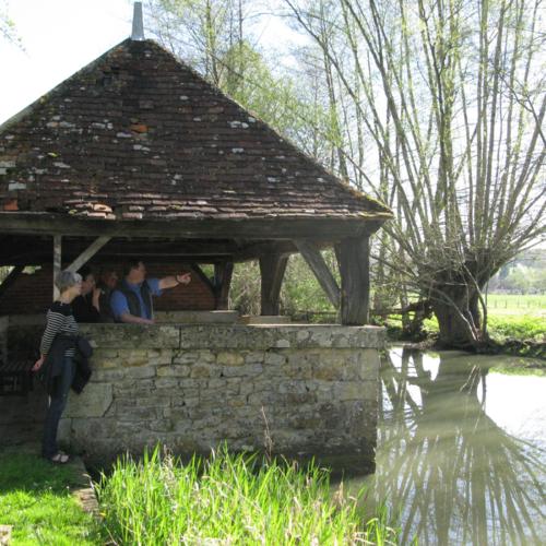 Lavoir Dompierre-sur-Nièvre ©CCLB
