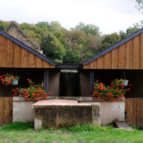 Lavoir de Gagy ©Commune de la Celle-sur-Nièvre
