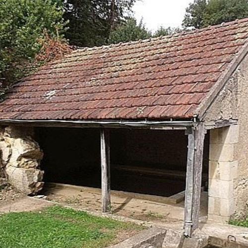 Lavoir de Saint-Aubin-les-Forges ©Commune de Saint-Aubin-les-Forges