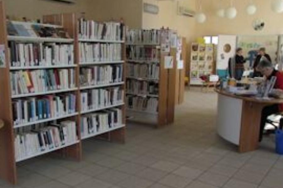 Médiathèque Guérigny