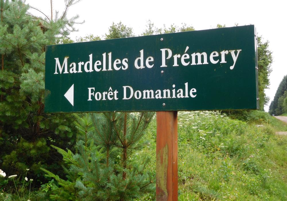 Panneau Les Mardelles ©OTLesBertranges