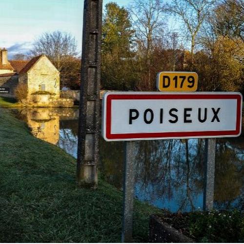 Panneau Poiseux ©Frédéric LONJON