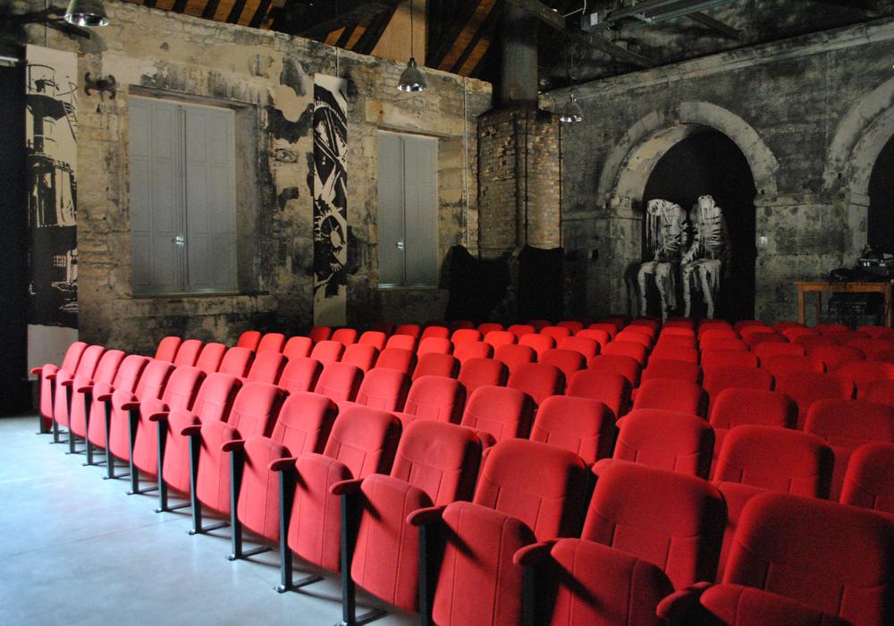 Théâtre Guerigny ©OTLesBertranges