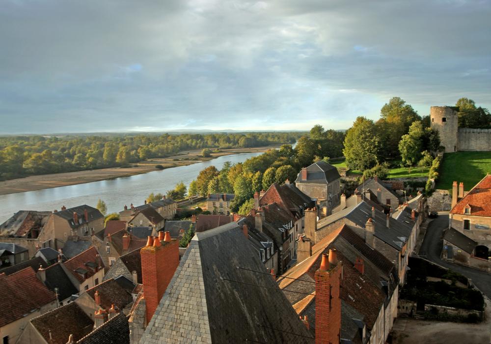 Toits de La Charité-sur-Loire ©Ch.Goupi