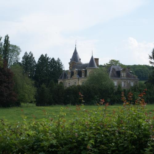 Vu du Château - Arbourse ©CCLB