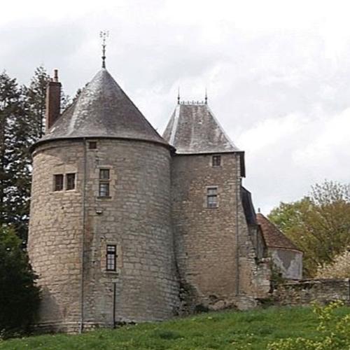 Vu Château de Frasnay ©Commune de Saint-Aubin-les-Forges