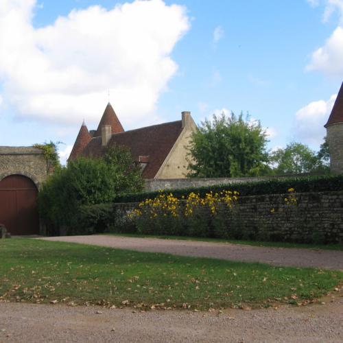 Vu du Château de la Motte - Arthel ©CCLB