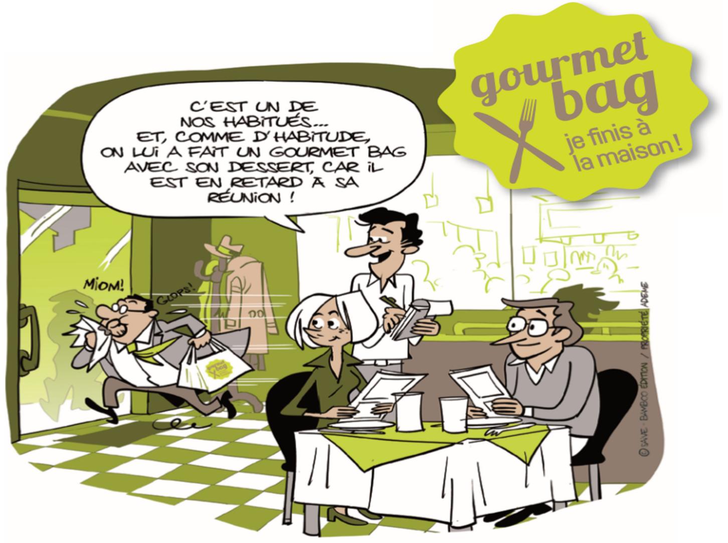 BD 2 Gourmet Bag ©ADEME