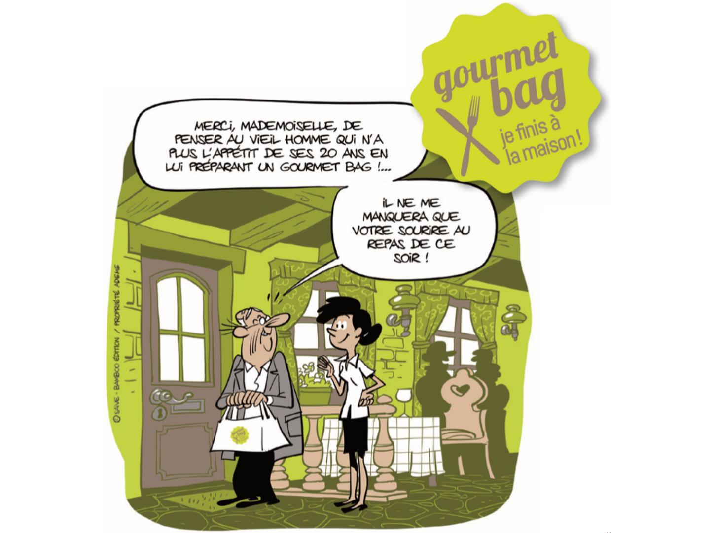 BD 3 Gourmet Bag ©ADEME