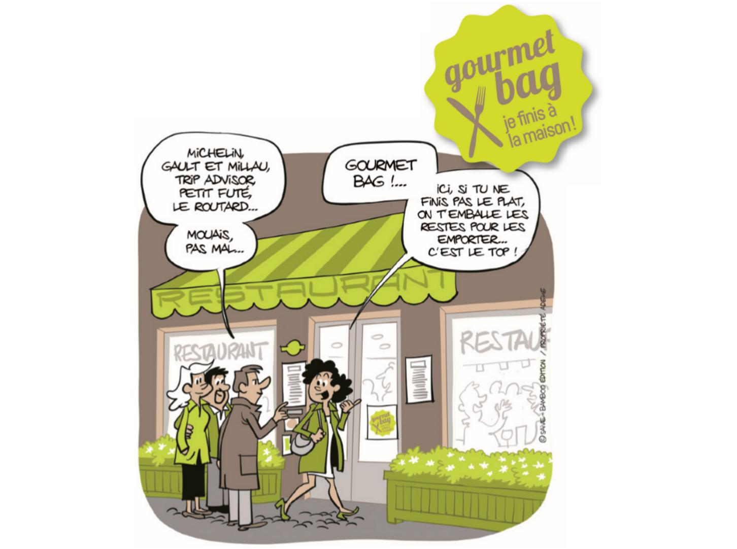BD 4 Gourmet Bag ©ADEME