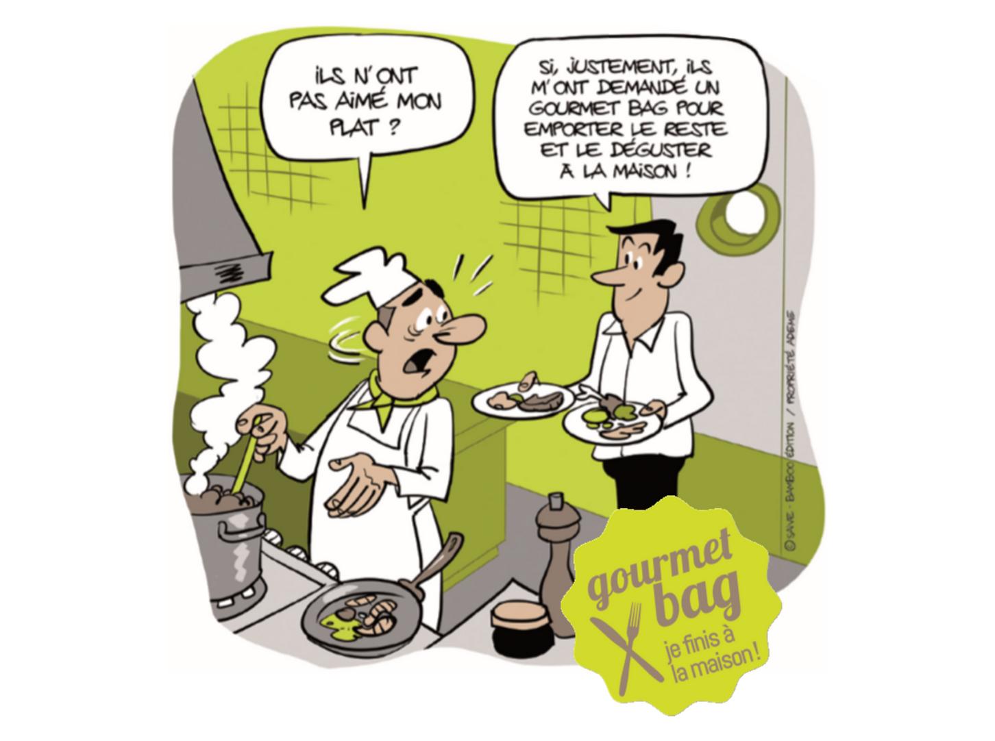 BD 5 Gourmet Bag ©ADEME
