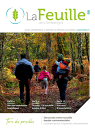 Couverture Final Magazine La Feuille N°3