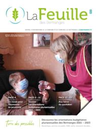 Couverture Mag La Feuille #4